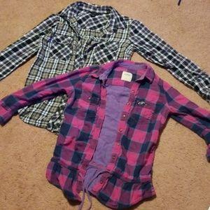 Bundle of junior tops